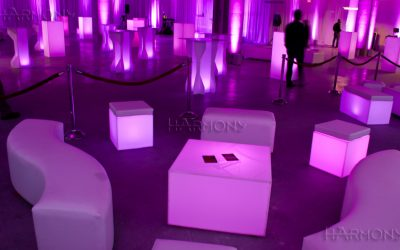 Choose the perfect furniture for your event