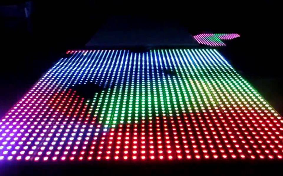 Pixel Dance Floors