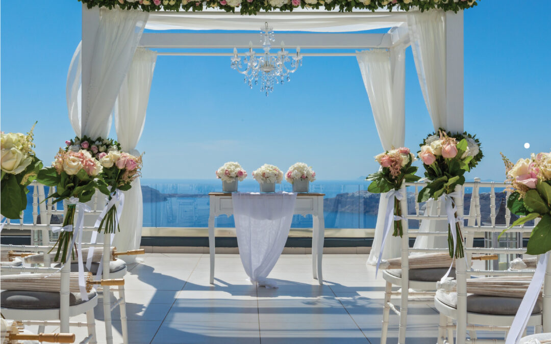 Why to choose an outdoor wedding?