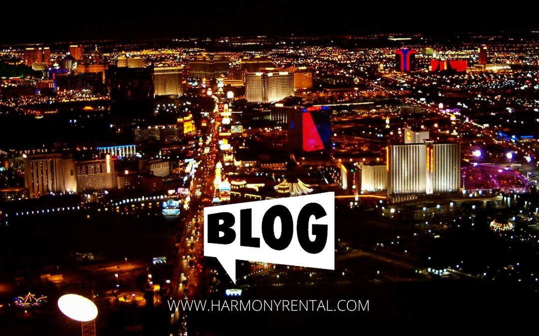Las Vegas party ideas