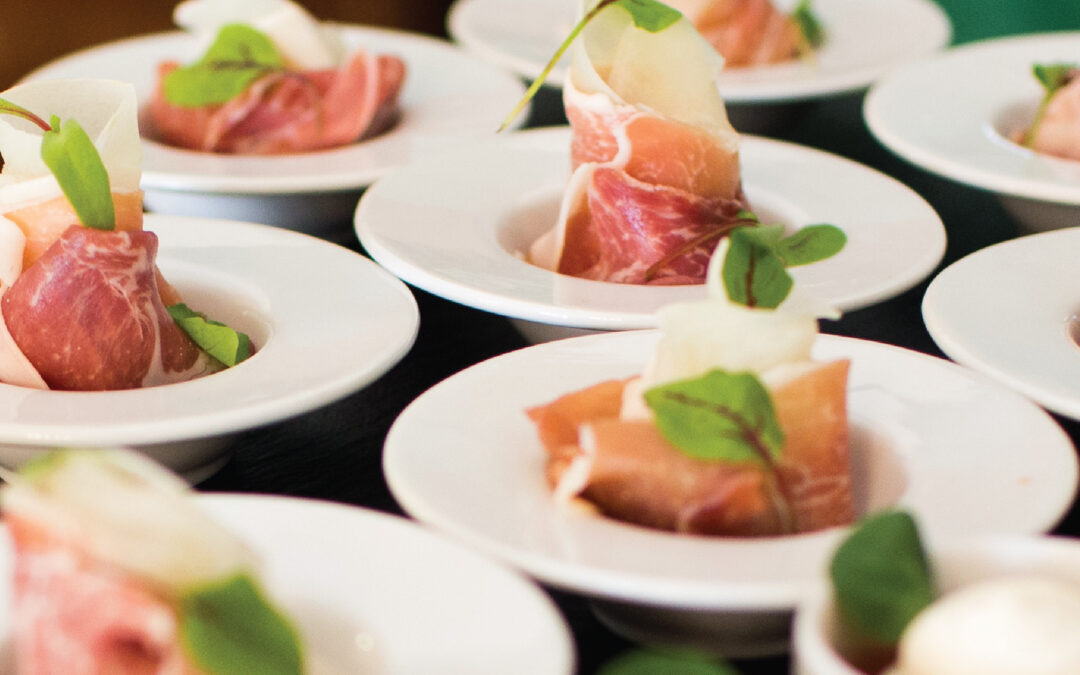 Choose the catering for your corporate event without failing in the attempt